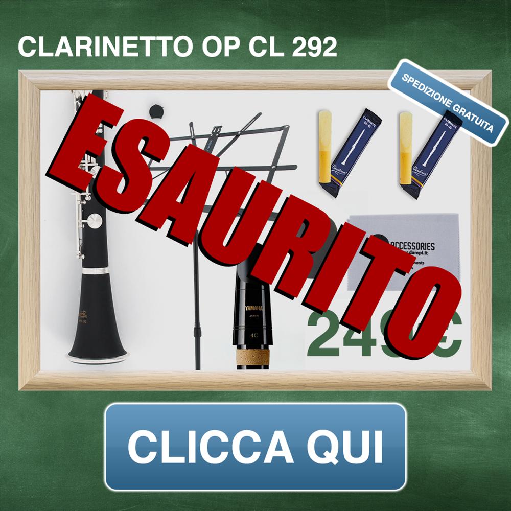 CLARINETTO STARTER PACK