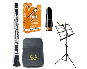 CLARINETTO FLORET MPCL - 101S BUNDLE
