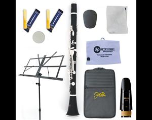 Clarinetto Starter Pack Opera 292 Sib 17/6 Chiavi
