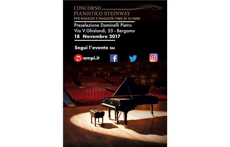 concorso.steinway&sons