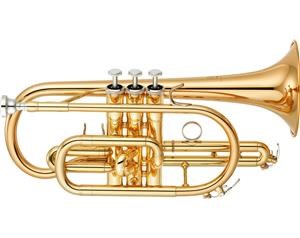 YCR-4330GII CORNETTA IN SIB GOLD BRASS