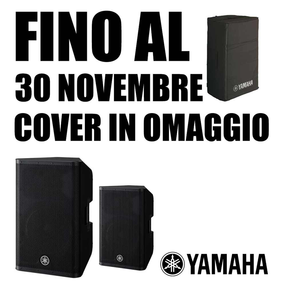 Promozione yamaha run for cover