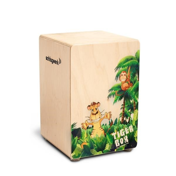 CP 400 - CAJON TIGER BOX