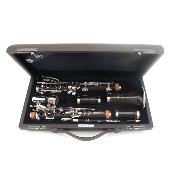 YCL-255S CLARINETTO BB CHIAVI ARGENTATE