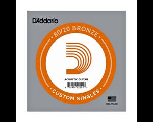 BW022 CORDA SINGOLA BRONZE 0.22