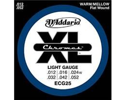 ECG25 XL CHROME LIGHT GAUGE 012/052
