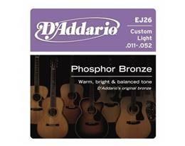 EJ26 CUSTOM LIGHT PHOSPHOR BRONZE