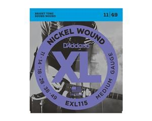 EXL115 BLUES/JAZZ ROCK NICKEL 011/049