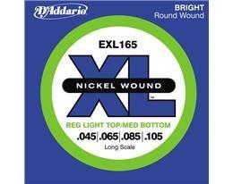 EXL165-4 LONG RED LIGHT XL NICKEL RW