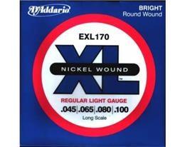 EXL170-4 LONG REGULAR LIGHT NICKEL RW