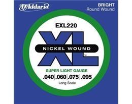 EXL220 LONG SUPER LIGHT NICKEL RW