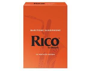 BOX 10 ANCE 3 1/2 ROSSE SAX BARITONO