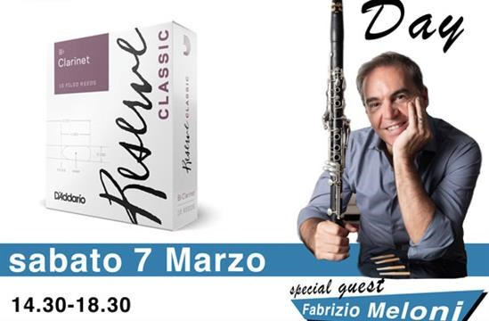 D'Addario Woodwinds Day
