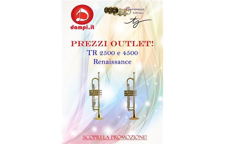 DAMPI banner tromba tr2500+4500ok