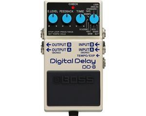 DD-8 DIGITAL DELAY PEDALE