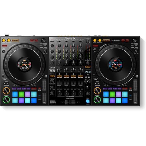 DDJ1000 CONSOLE PER DJ CON BORSA