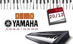Reparto Elettronica: Dimostrazione Yamaha
