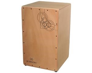 CAJON CHANELA NATURAL