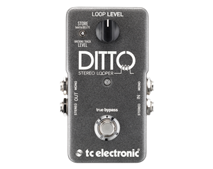 DITTO STEREO LOOPER PEDALE