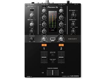 DJM-250 MK2 BK MIXER 2 CANALI USB