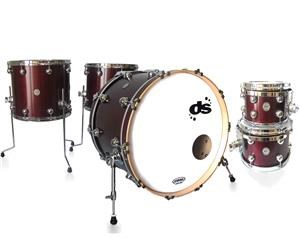 KIT REBEL M '95 WINE RED