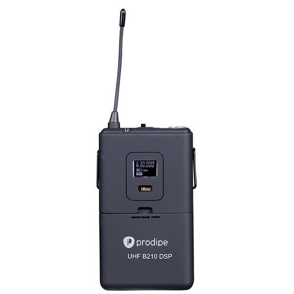UHF B210 DSP HEADSET DUO