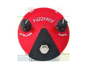 FFM2 FUZZ FACE GERMANIUM RED