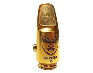 DURGA 3 GOLD 8 BOCCHINO SAX SOPRANO METAL
