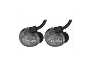 DXA1 PRO TRANSPARENT CHARCOAL IN EAR MONITOR AURICOLARI