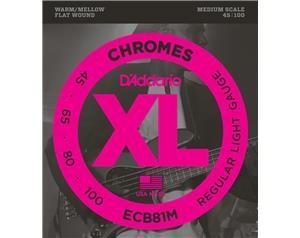 ECB81 CHROMES 45/100 CORDE PER BASSO