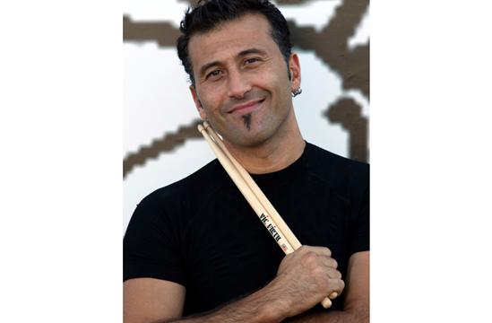 Drum Clinic e Presentazione Libro di Eugenio Mori