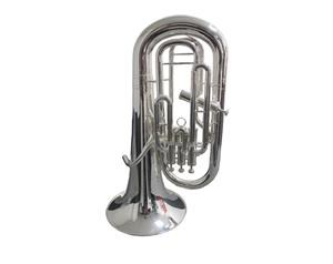 Ep1142s Euphonium Silver Plated