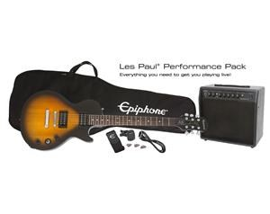 LES PAUL® ELECTRIC GUITAR PACK PLAYER
