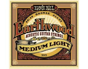 2003 EARTHWOOD MEDIUM LIGHT 12/054