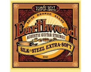2047 SILK E STEEL EXTRA SOFT EARTHWOOD