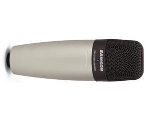 C01 - Microfono a Condensatore - Cardioide - Diaframma Largo