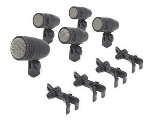 Dk705 - Set Di Microfoni Per Batteria - 5 Pezzi