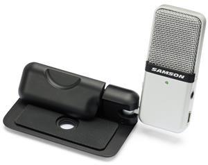 GO MIC - MICROFONO A CONDENSATORE USB - PORTATILE
