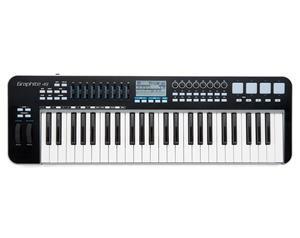GRAPHITE 49 - MIDI CONTROLLER USB