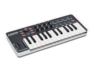 GRAPHITE M25 - MINI MIDI CONTROLLER USB