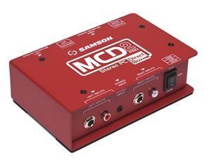 MCD2PRO - D.I. BOX PRO - COMPUTER/DJ