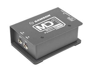 MD1 - D.I. BOX MONO -  PASSIVA