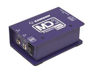 MD1PRO - D.I. BOX PRO MONO -  PASSIVA