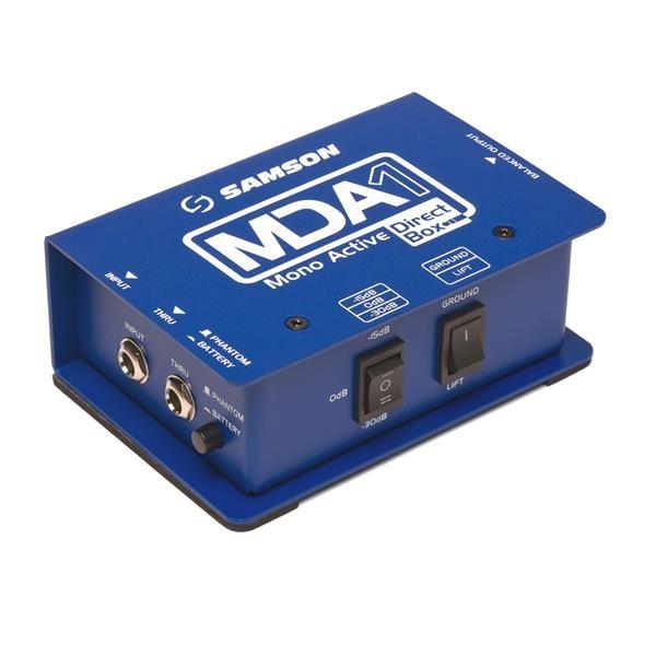 MDA1 - D.I. BOX MONO - ATTIVA
