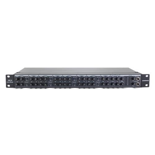 Sm10 - Mixer Rackmount - 10 Canali
