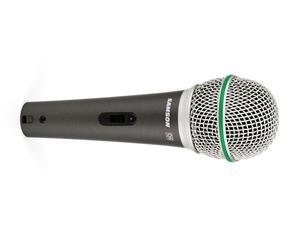 Q6 - Microfono Dinamico - Palmare - Supercardioide
