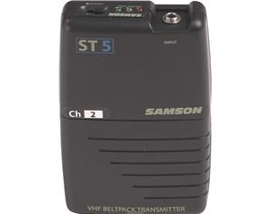 ST5 - Trasmettitore Beltpack VHF per Serie Stage5/55 - CH8 (196.6 MHz)