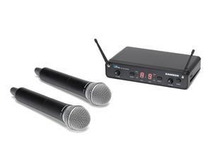 CONCERT 288 UHF DUAL HANDHELD SYSTEM