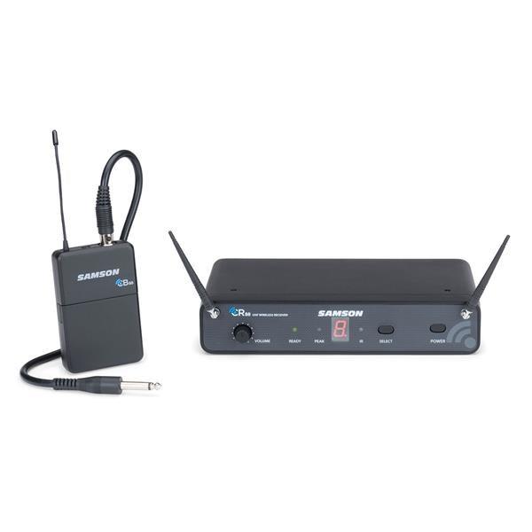 CONCERT 88 UHF GUITAR SYSTEM - F (863-865 MHZ)