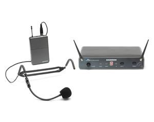 CONCERT 88 UHF FITNESS SYSTEM - C (638-662 MHZ)